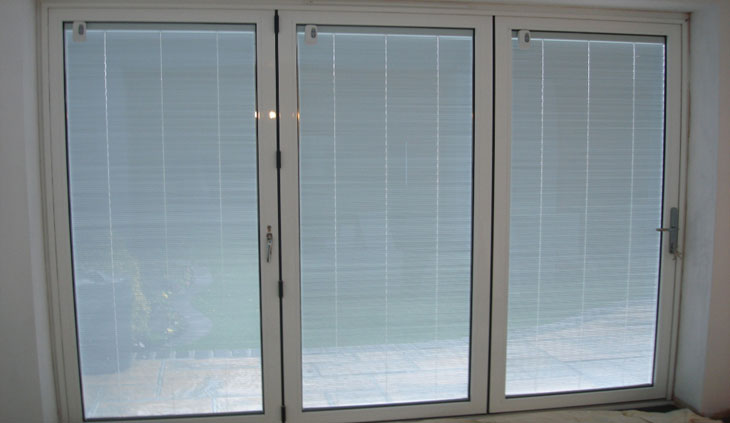 Christie Glass Integral Blinds