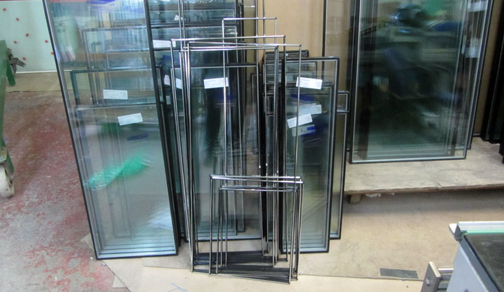 Christie glass sealed units for Double glazed window units